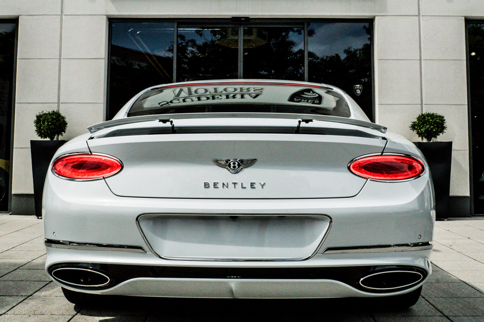 AIL Bentley Continental GT W12 First Edition 6