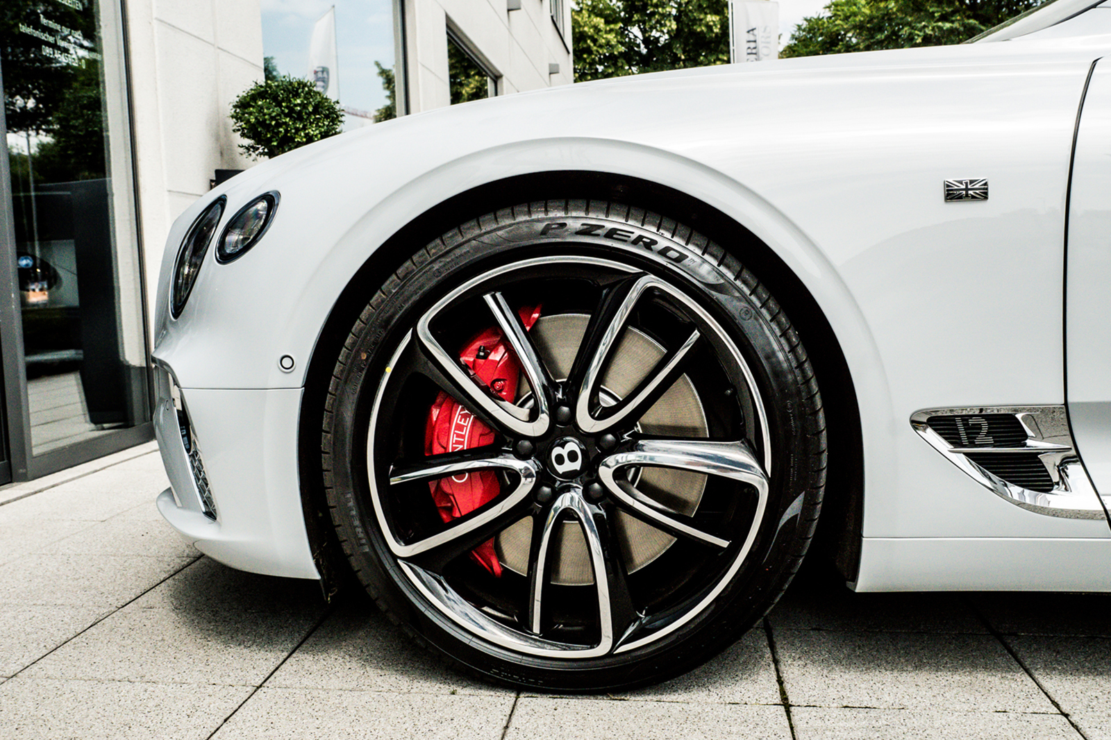 AIL Bentley Continental GT W12 First Edition 1