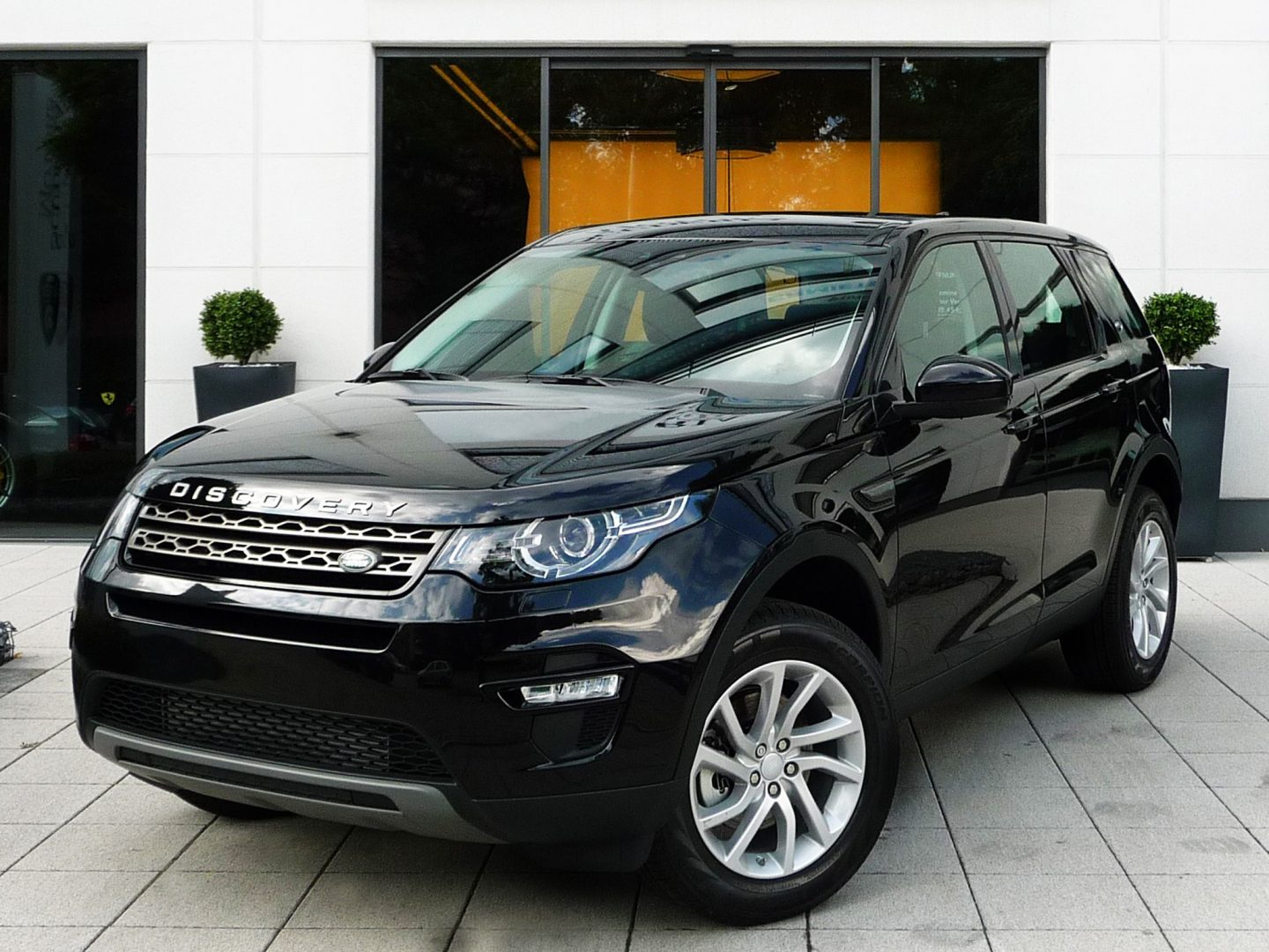 AIL Land Rover DISCOVERY SPORT Si4 SE PANORAMA  2