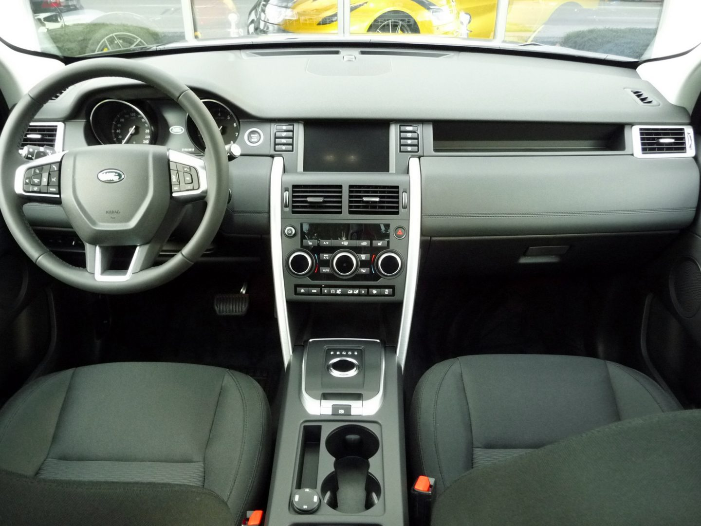 AIL Land Rover DISCOVERY SPORT Si4 SE PANORAMA  1