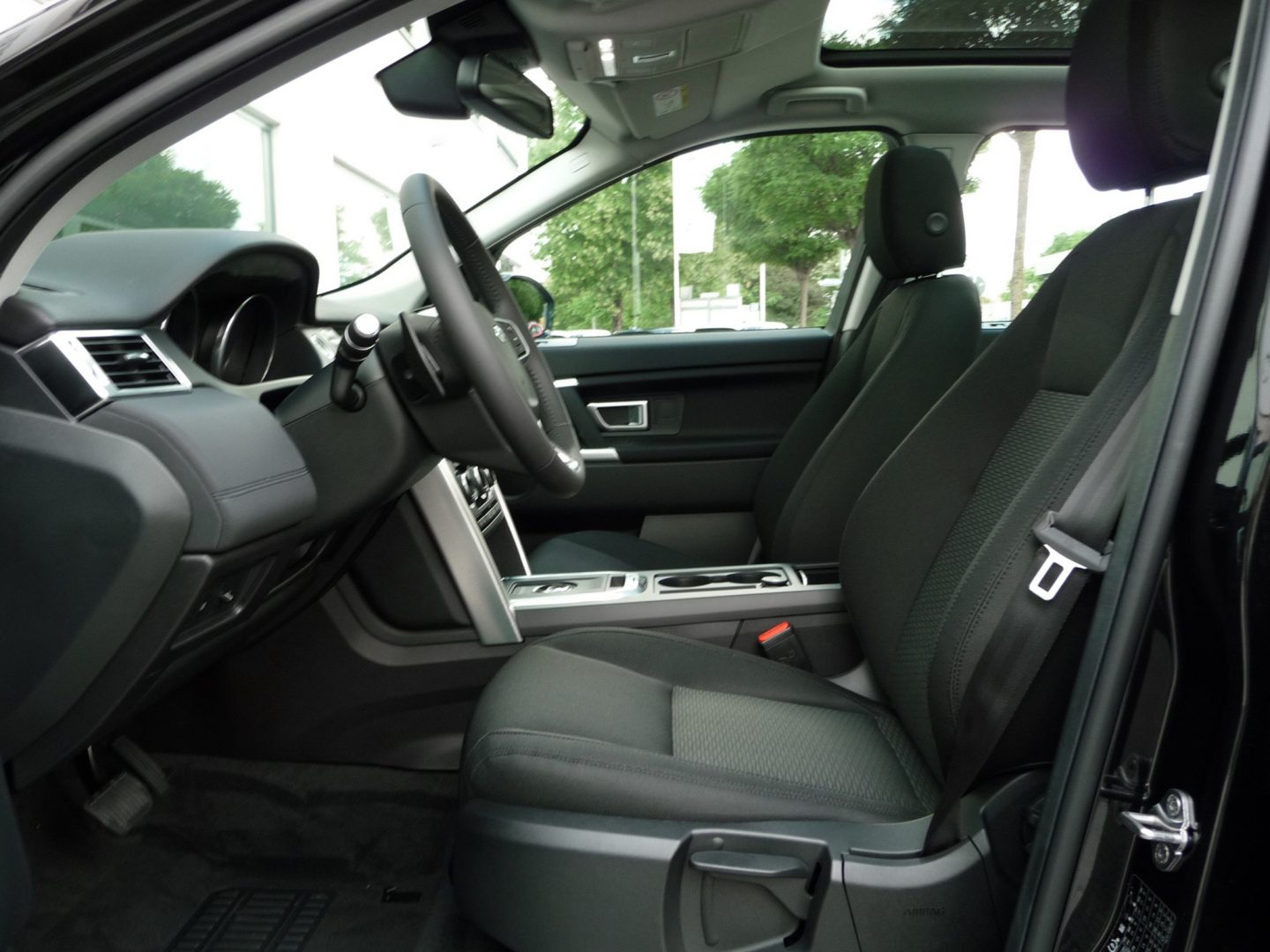 AIL Land Rover DISCOVERY SPORT Si4 SE PANORAMA  5