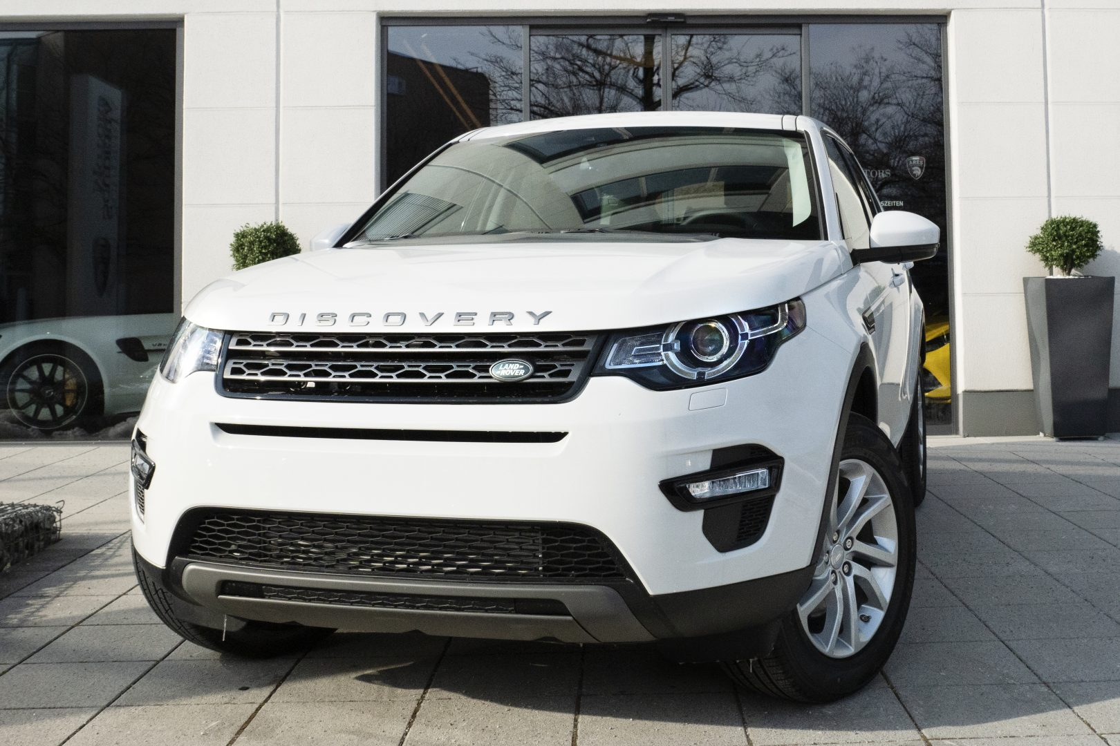 AIL Land Rover Discovery Sport SE Si4 4