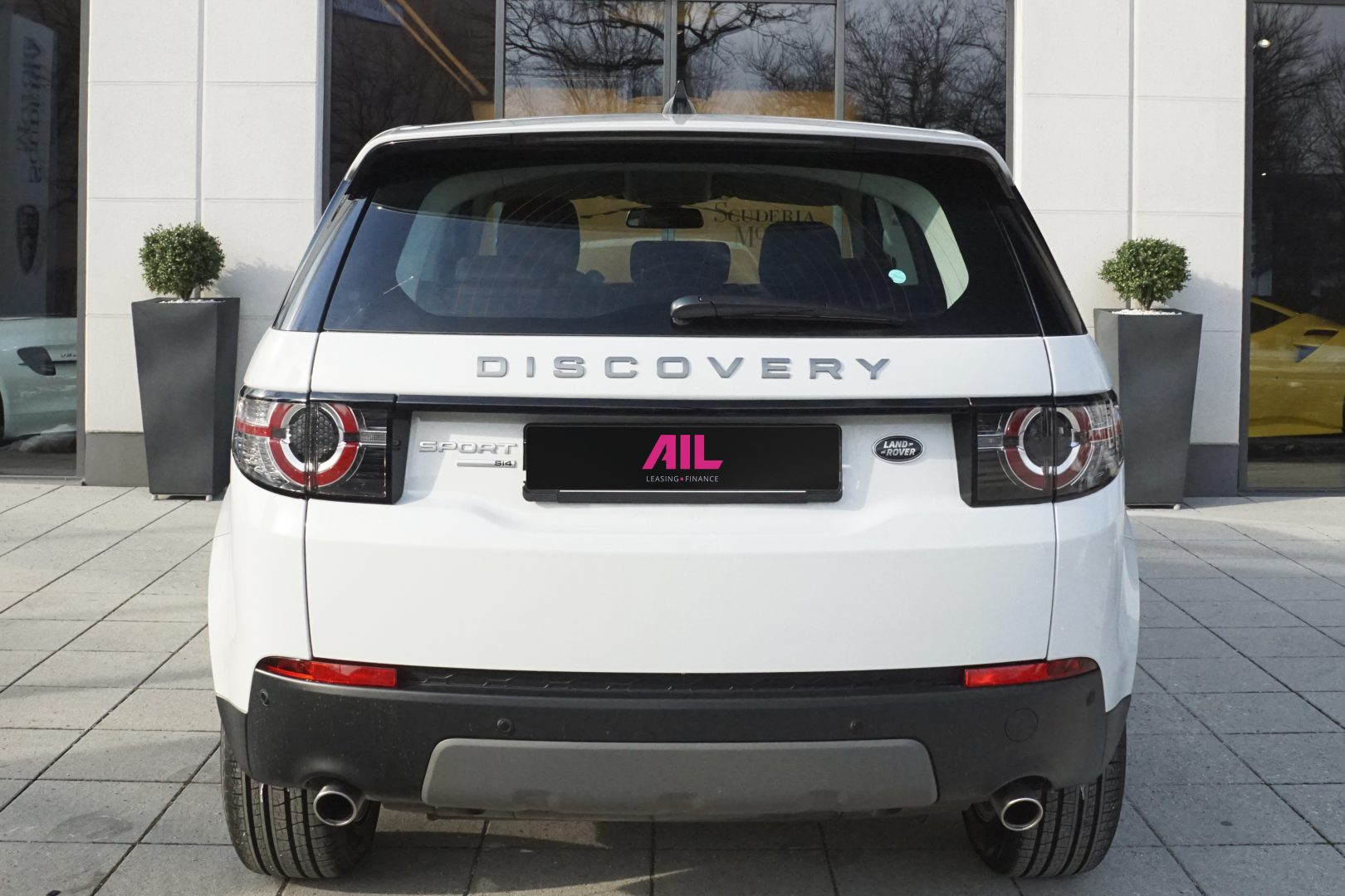 AIL Land Rover Discovery Sport SE Si4 2