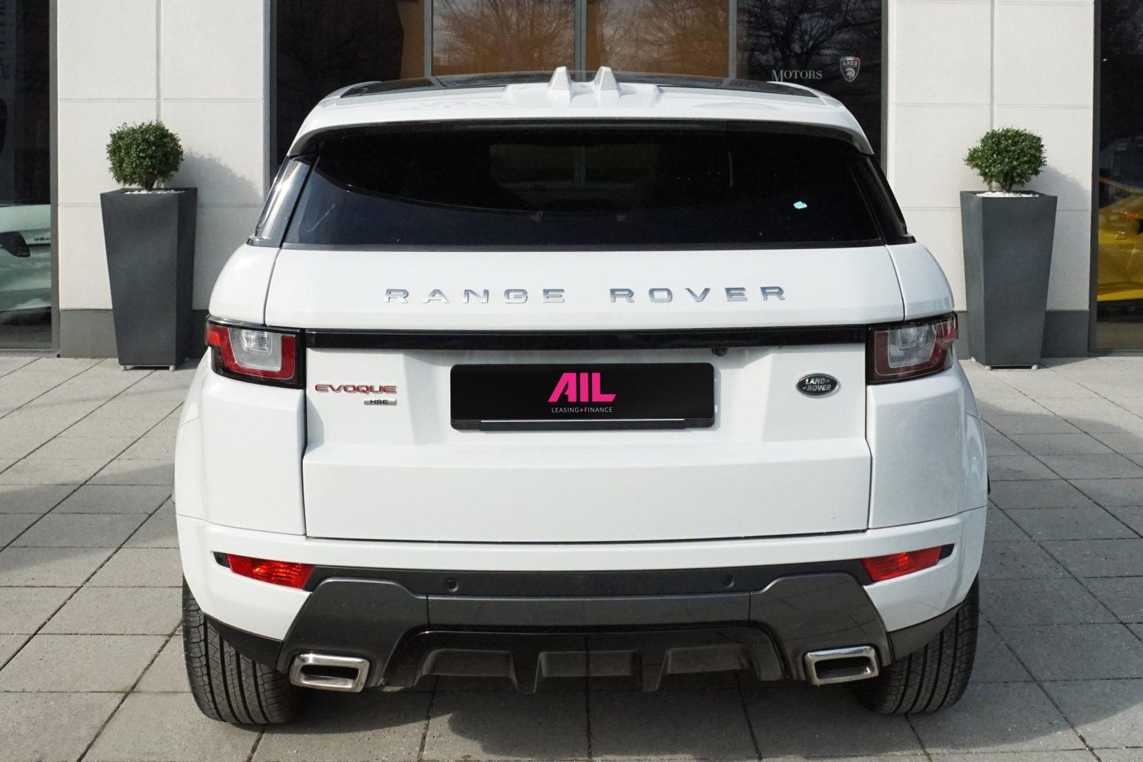 AIL Land Rover Range Rover Evoque HSE Dynamic 2.0 TD4  2