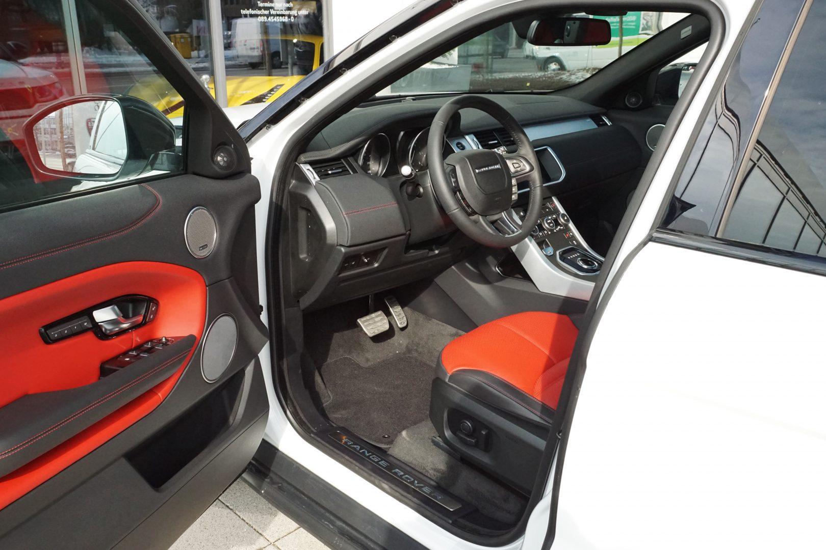 AIL Land Rover Range Rover Evoque HSE Dynamic 2.0 TD4  1