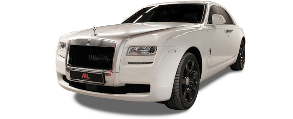 AIL Rolls Royce Ghost Alpine Trial