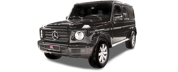AIL Mercedes-Benz G 500 Burmester LED