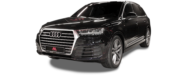 ID: 37562, AIL Audi Q7 3.0 TDi Matrix S-Line AHK Panorama Bose