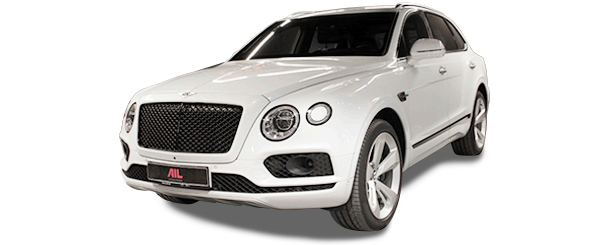 AIL Bentley Bentayga V8 Blackline