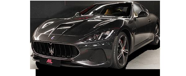 AIL Maserati Granturismo MC