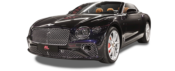 ID: 38632, AIL Bentley Continental GTC First Edition Convertible W12