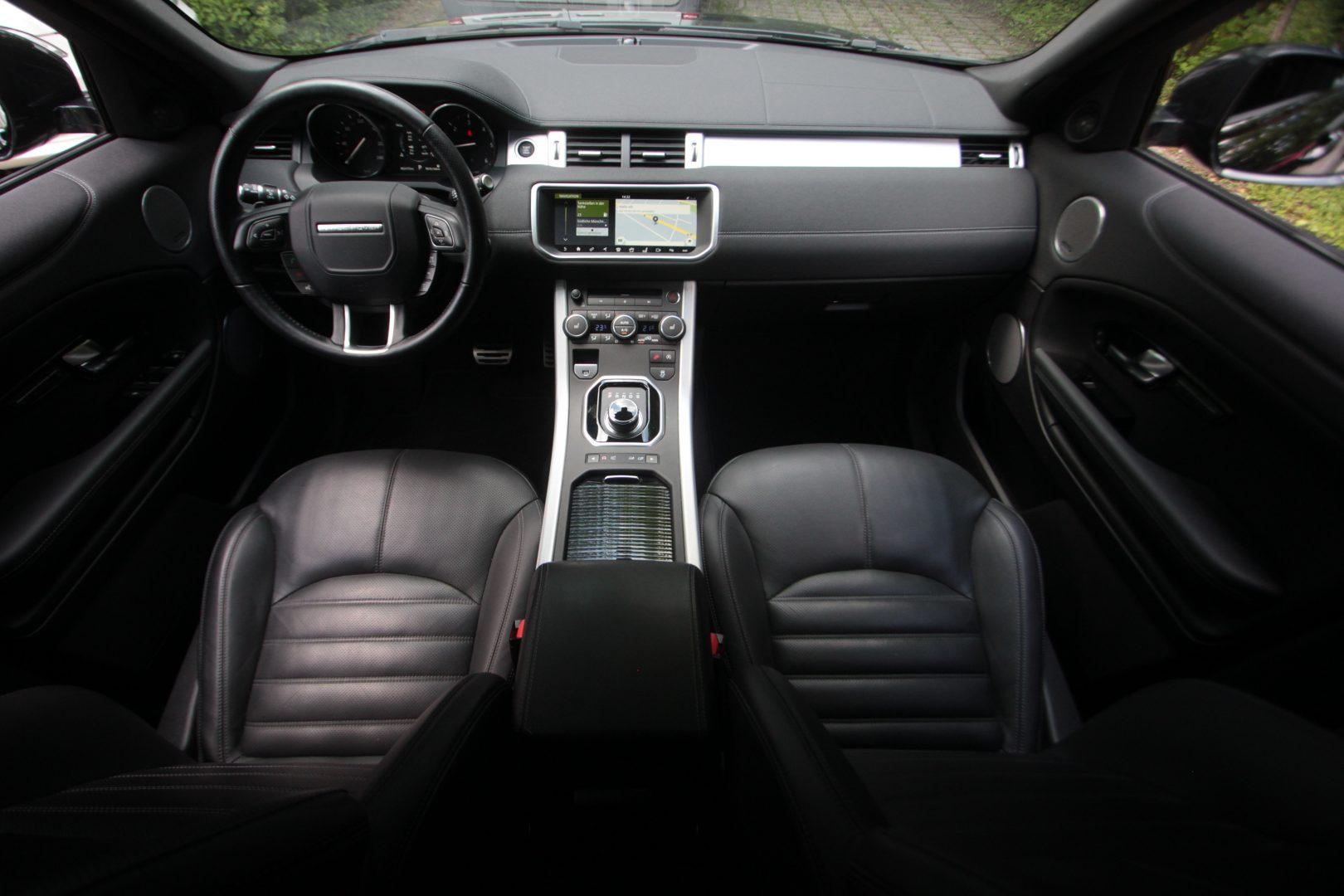 AIL Land Rover Evoque TD4 Aut. HSE 10
