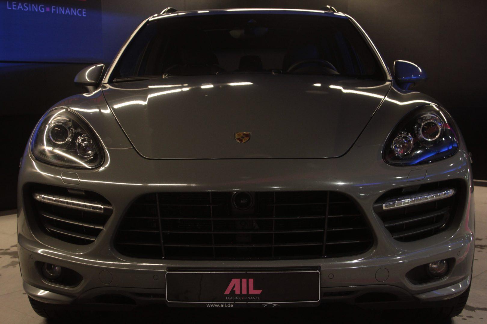 AIL Porsche Cayenne GTS Panorama Bose  3