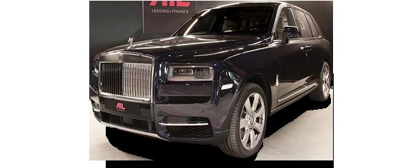 ID: 40164, AIL Rolls Royce Cullinan V12