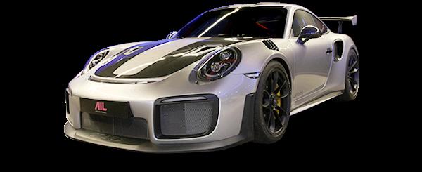 AIL Porsche 991 GT2 RS Weissach-Paket