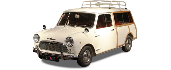 AIL MINI Mini Morris Traveller