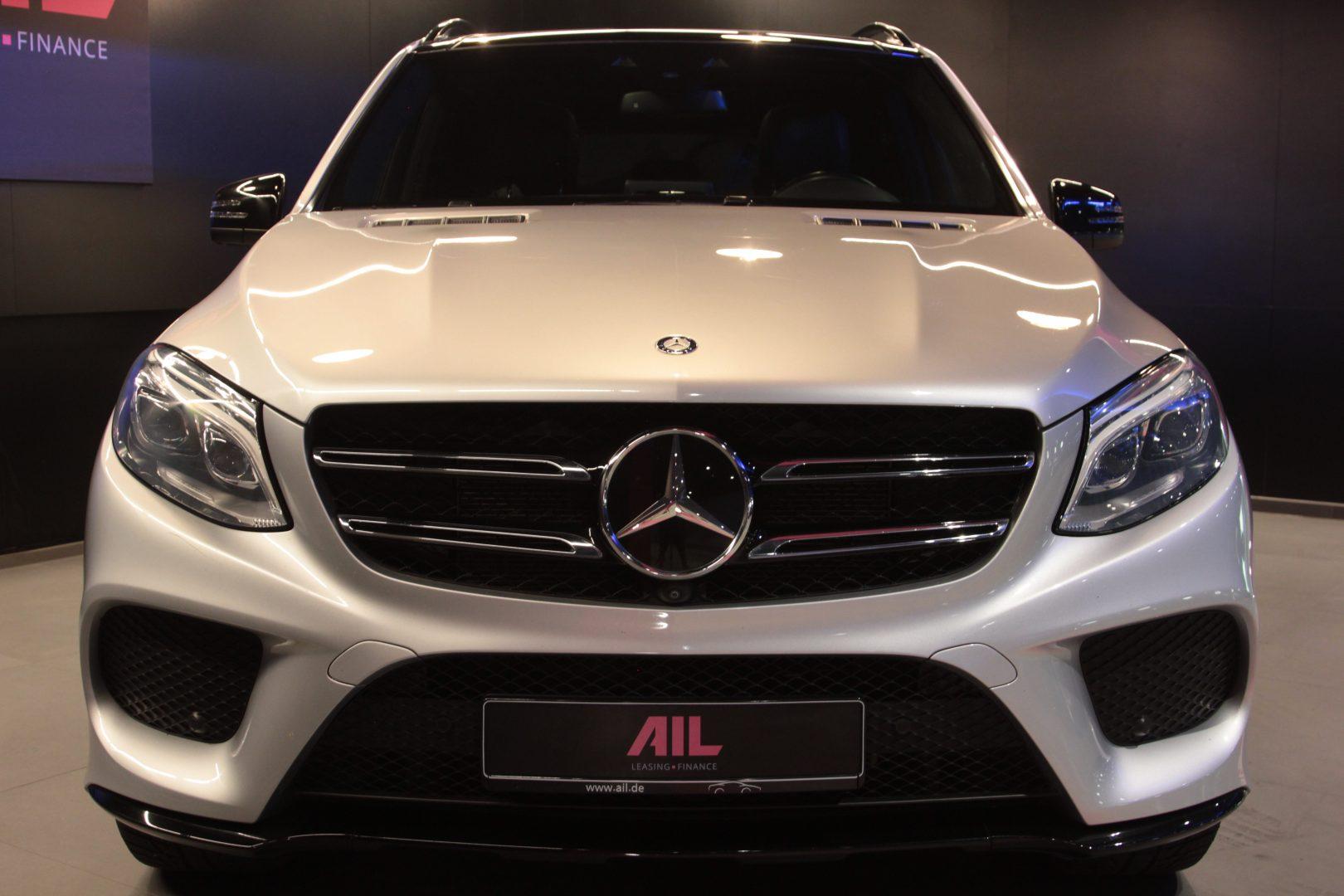 AIL Mercedes-Benz GLE 450 AMG 4Matic 8