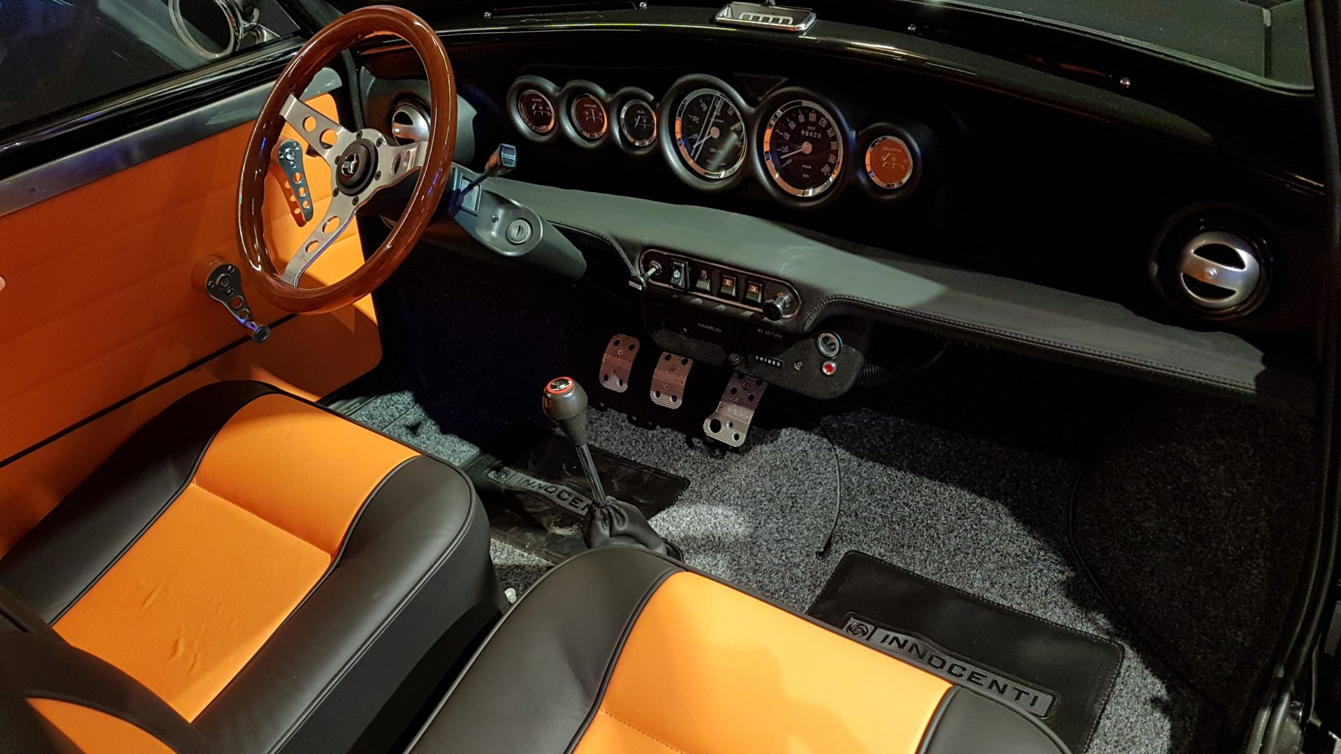 AIL MINI Leyland Innocenti Mini Cooper 1300 7