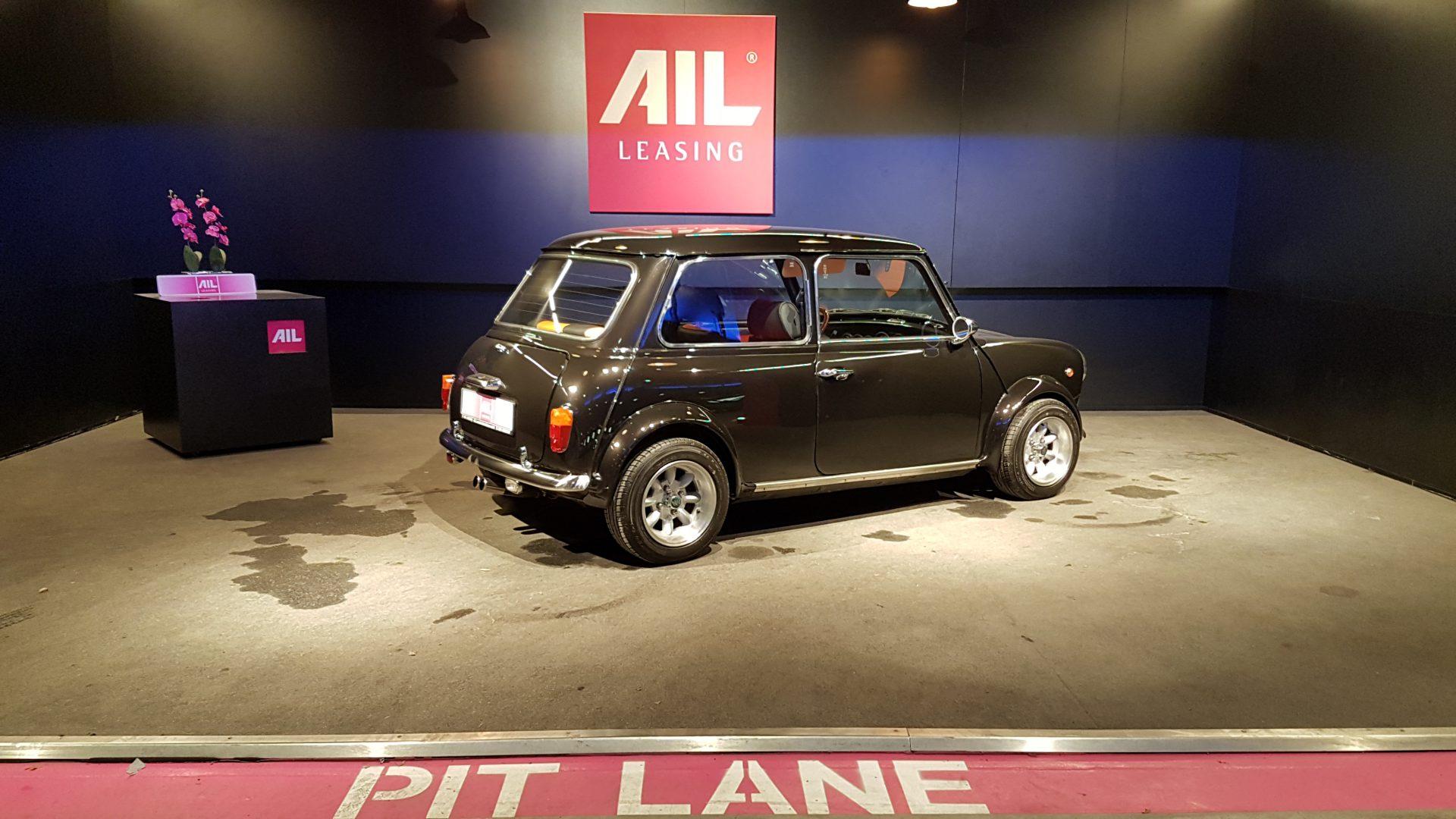 AIL MINI Leyland Innocenti Mini Cooper 1300 8