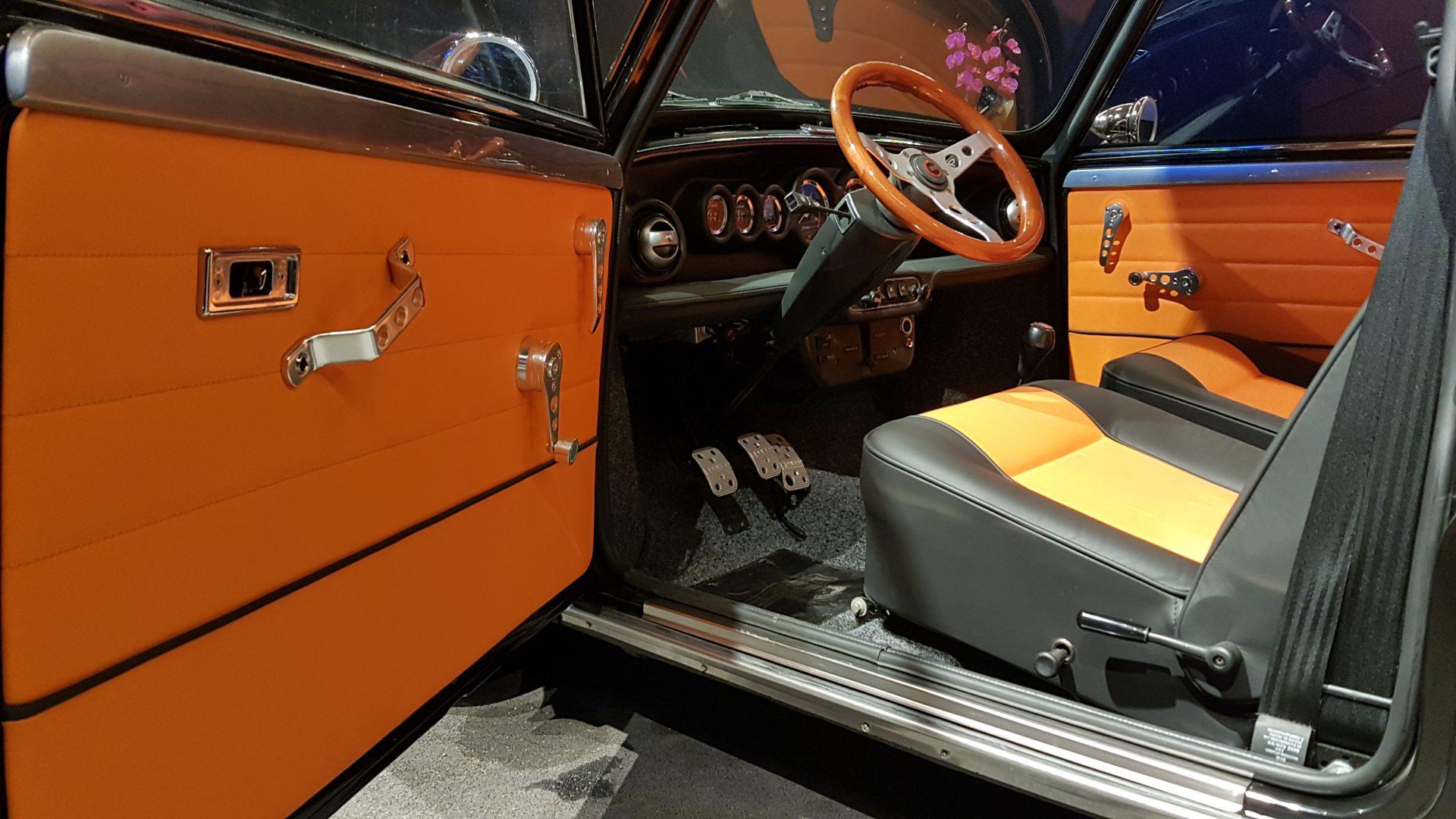 AIL MINI Leyland Innocenti Mini Cooper 1300 1