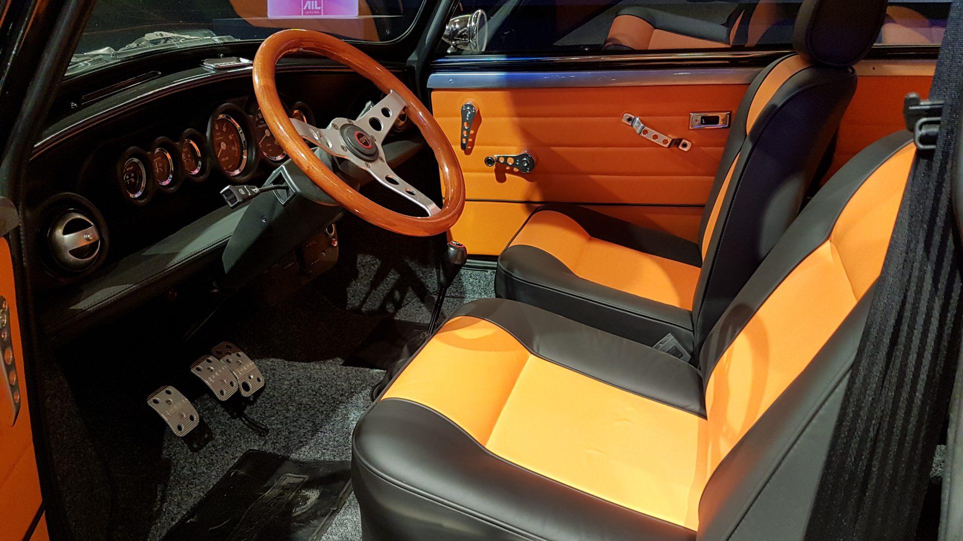 AIL MINI Leyland Innocenti Mini Cooper 1300 5