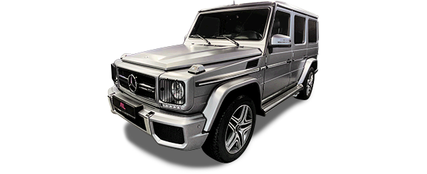 AIL Mercedes-Benz G 63 AMG Logic7 RSE