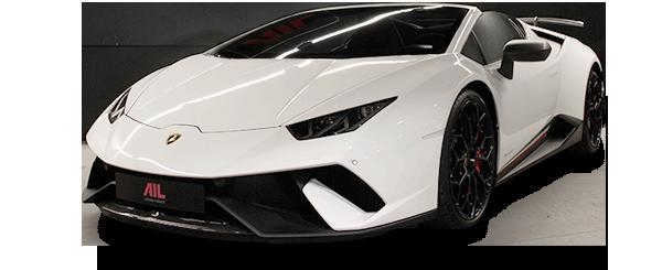 AIL Lamborghini Huracan Performante Spyder LP 640-4