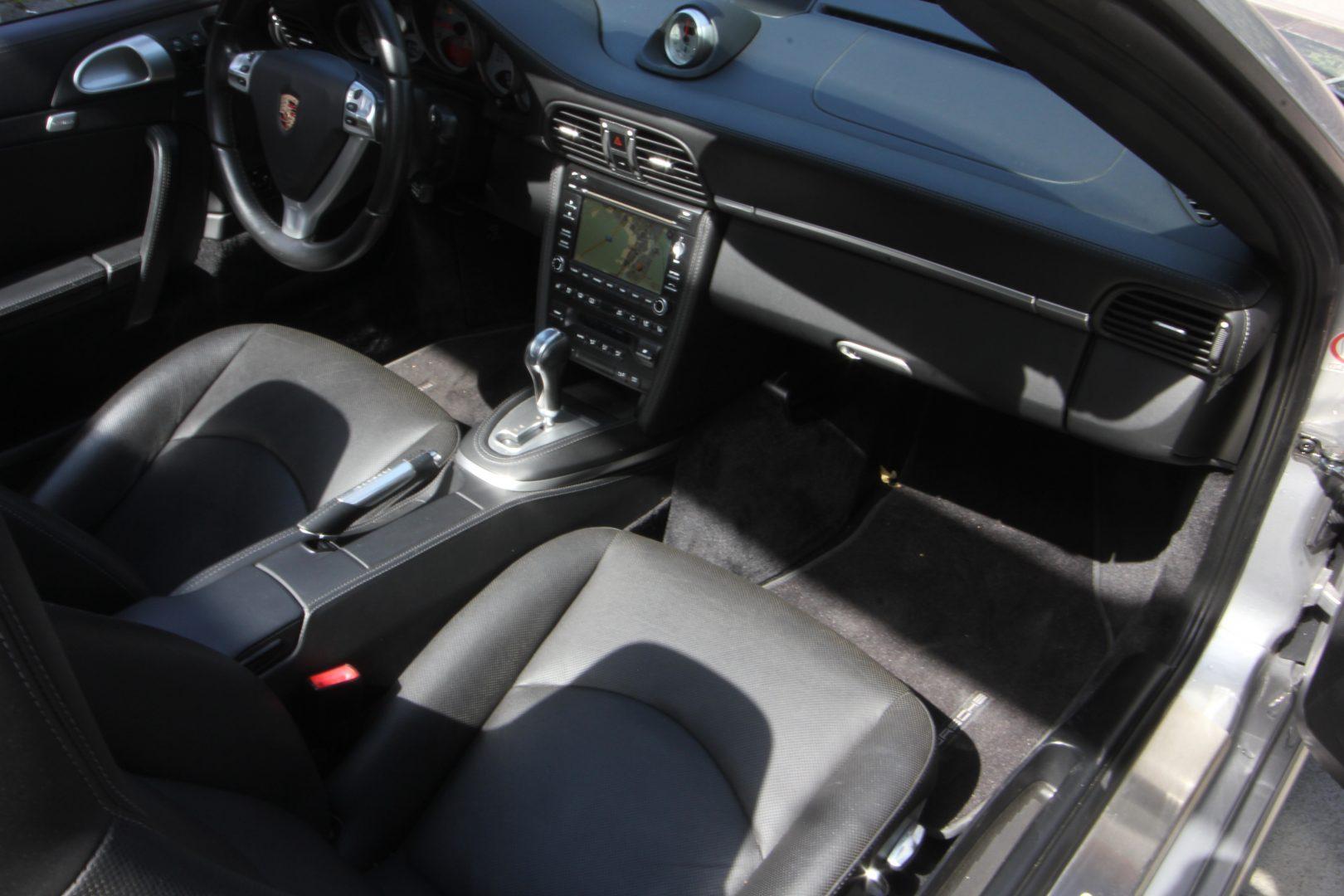 AIL Porsche 997 Turbo Cabrio  9