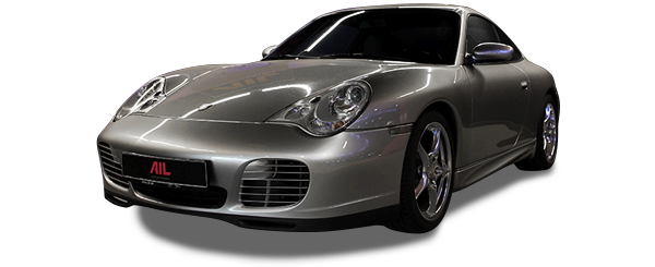 AIL Porsche 911 996 Coupe 40 Jahre 911 PCM BOSE