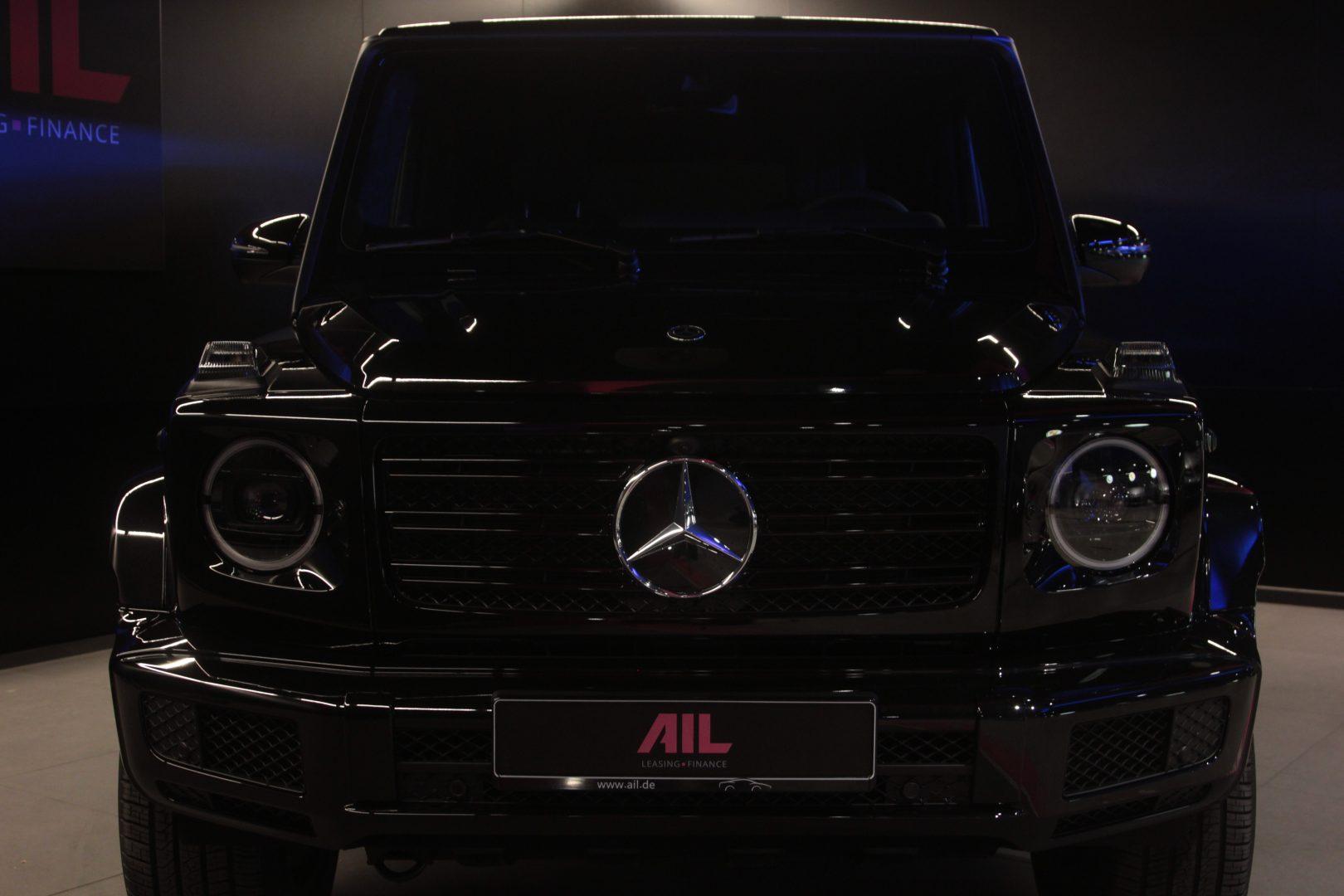 AIL Mercedes-Benz G 400 d Stronger than time Edition 5