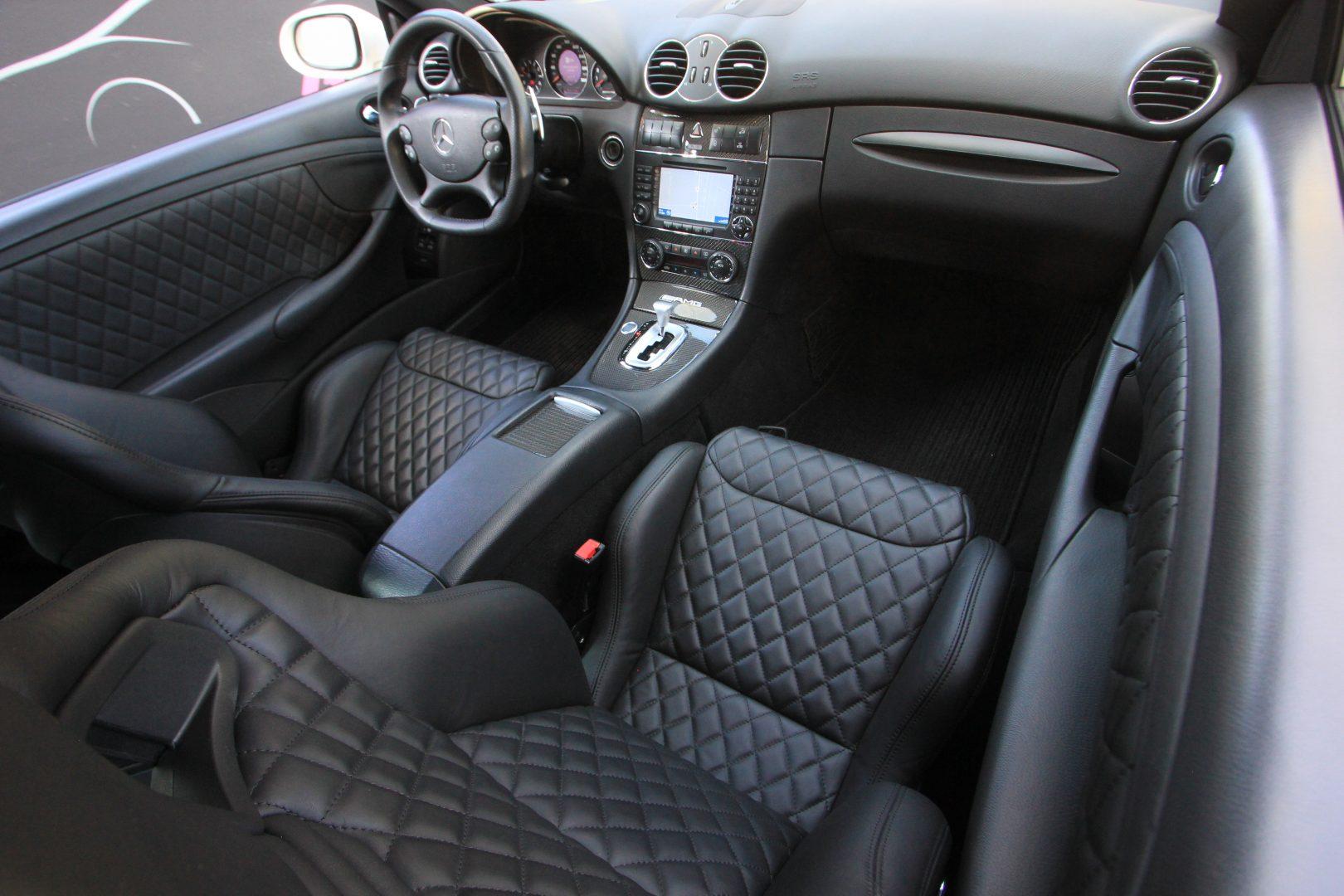 AIL Mercedes-Benz CLK 63 AMG Black Series 9