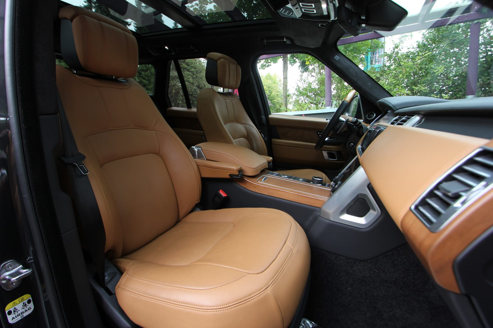 AIL Land Rover Range Rover SDV8 Autobiography 6