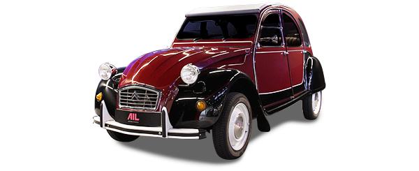 AIL Citroen 2 CV Charleston