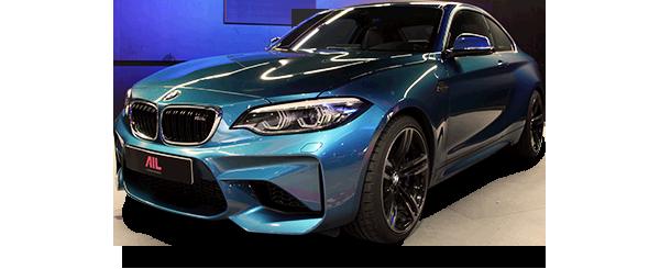 ID: 42109, AIL BMW M2 DAB Carbon Paket