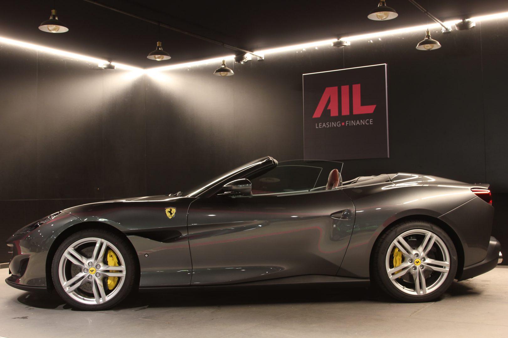 AIL Ferrari Portofino  1