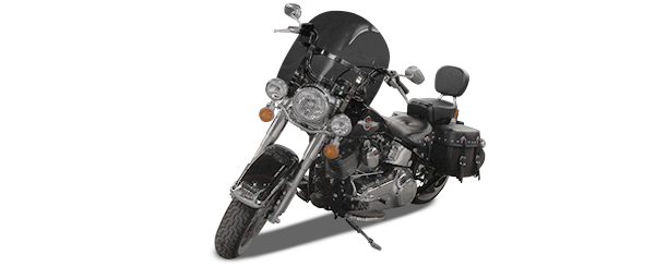 AIL HARLEY DAVIDSON FLSTC Heritage Softtail Classic