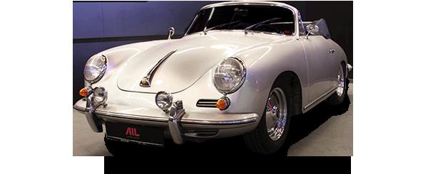 ID: 42822, AIL Porsche 356 B 1600 Super
