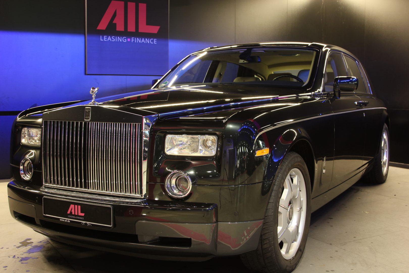 AIL Rolls Royce Phantom  1