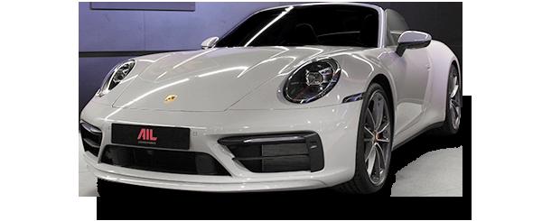 AIL Porsche 992 4S Cabriolet MATRIX Bose