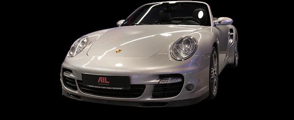 AIL Porsche 997 Turbo Cabrio