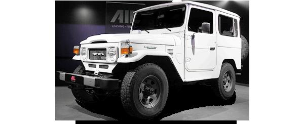 ID: 44861, AIL Toyota Landcruiser