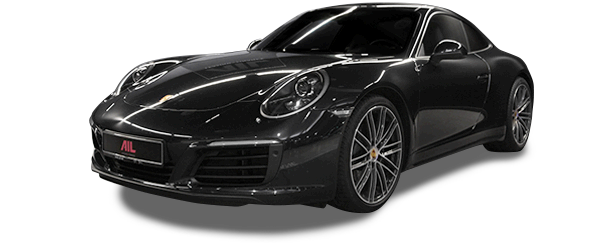 ID: 45128, AIL Porsche 991 Carrera 4 BOSE Sportabgas