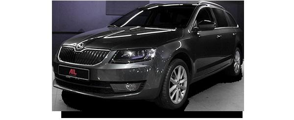 ID: 45488, AIL Skoda Octavia Combi Style 4x4