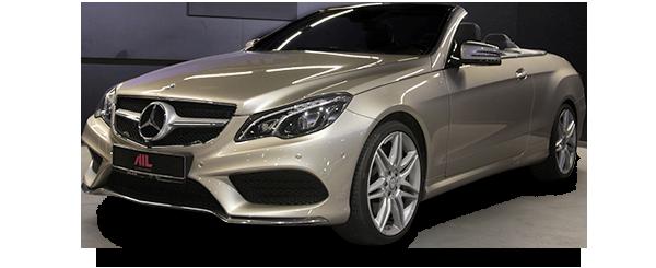 AIL Mercedes-Benz  E 500 Cabrio V8 Edition