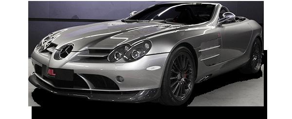ID: 45674, AIL Mercedes-Benz SLR McLaren Roadster 722 S