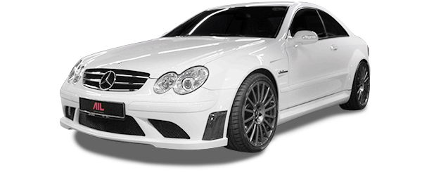 ID: 45984, AIL Mercedes-Benz CLK 63 AMG Black Series