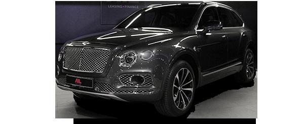 AIL Bentley Bentayga W12