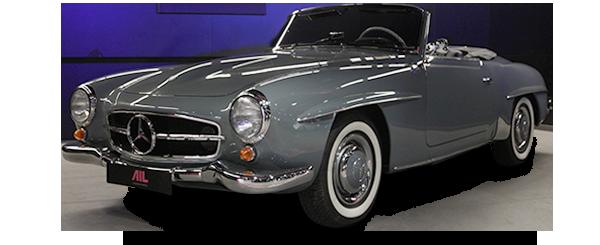 ID: 46115, AIL Mercedes-Benz 190 SL
