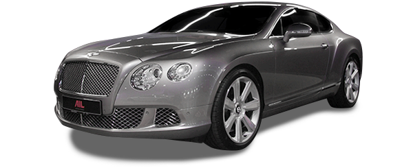 AIL Bentley Continental GT 6.0 W12