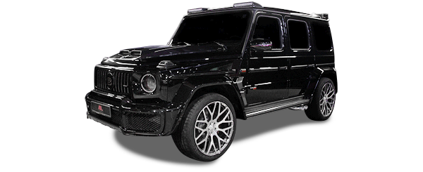 AIL Mercedes-Benz G63 Edition1 BRABUS 800